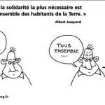 Jacquard Tout seul Terriens